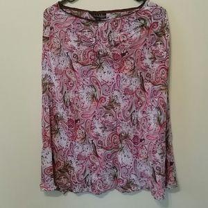 ♡ Nicole Miller Skirt
